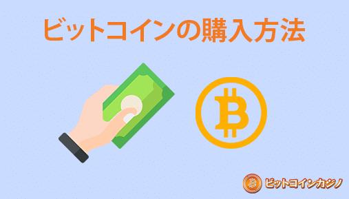 ビットコインの購入方法